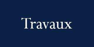 Travaux – Surélévation de maison